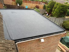 Flat Roof, Flat Roof in Ipswich, Suffolk